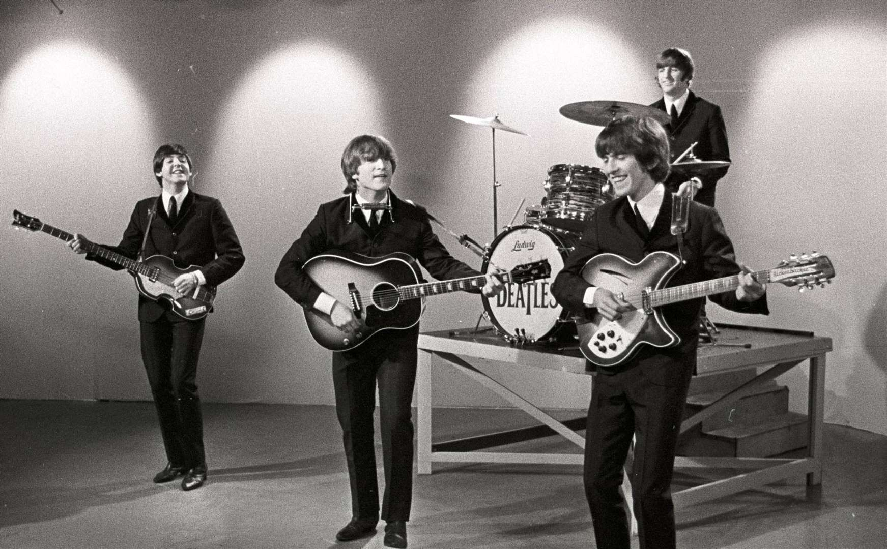 The Beatles played six nights at the Winter Gardens in Margate. Picture: ITV