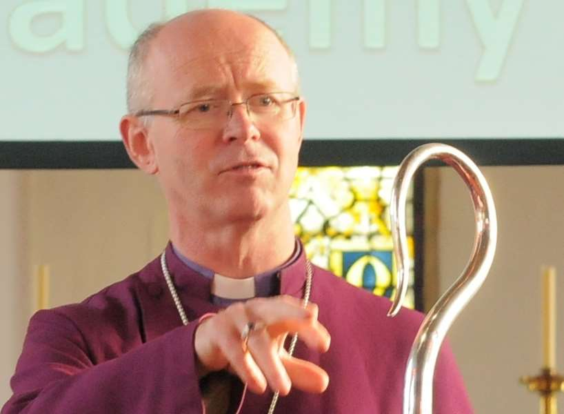 Bishop of Rochester James Langstaff commissioned the review