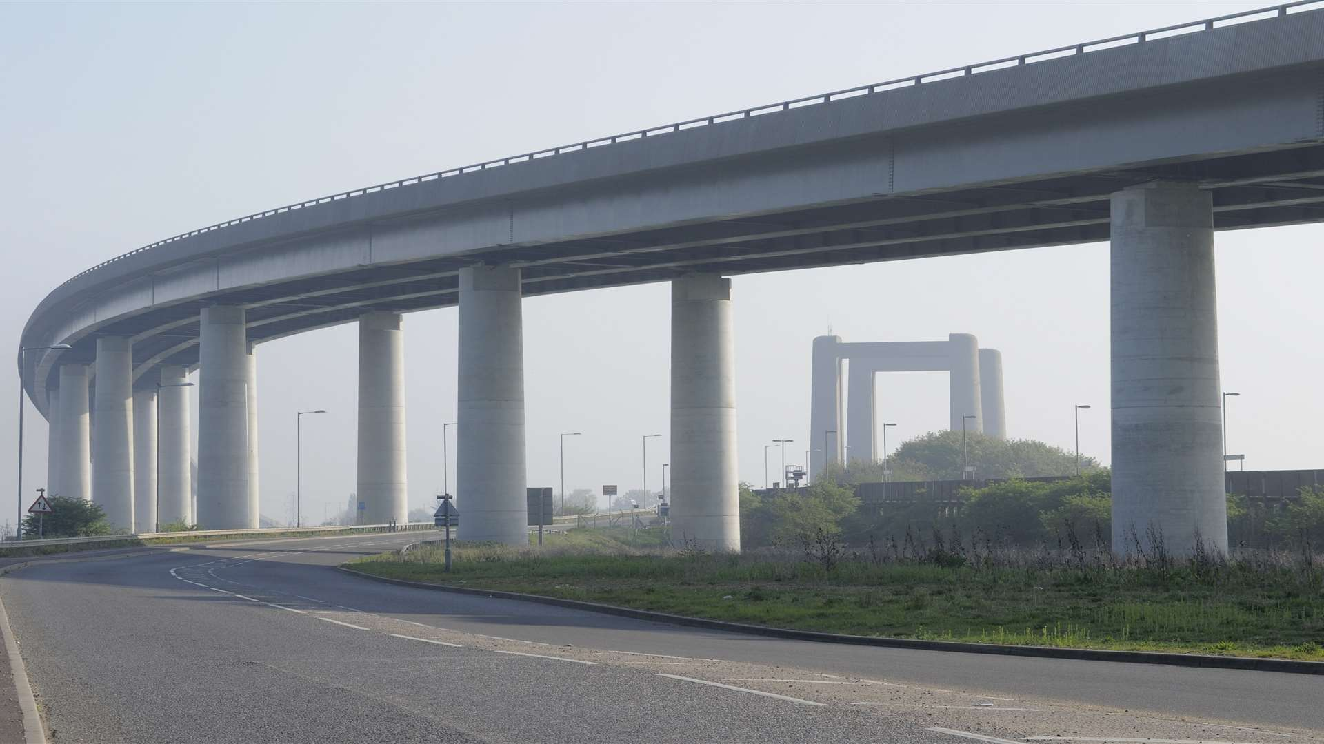 The Sheppey Crossing