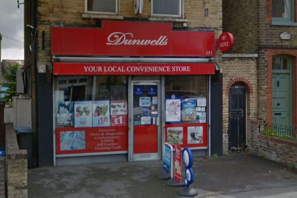 Dunwells. Pic: Google street views