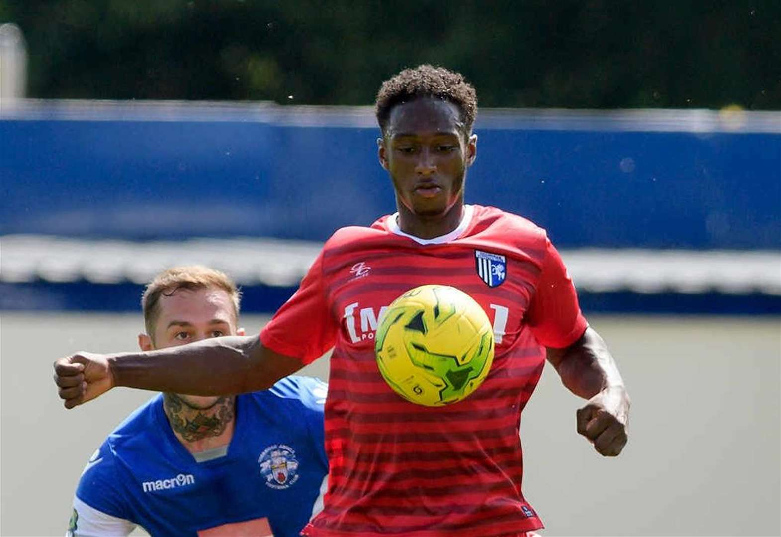 Hanlan nets two for five-star Gills