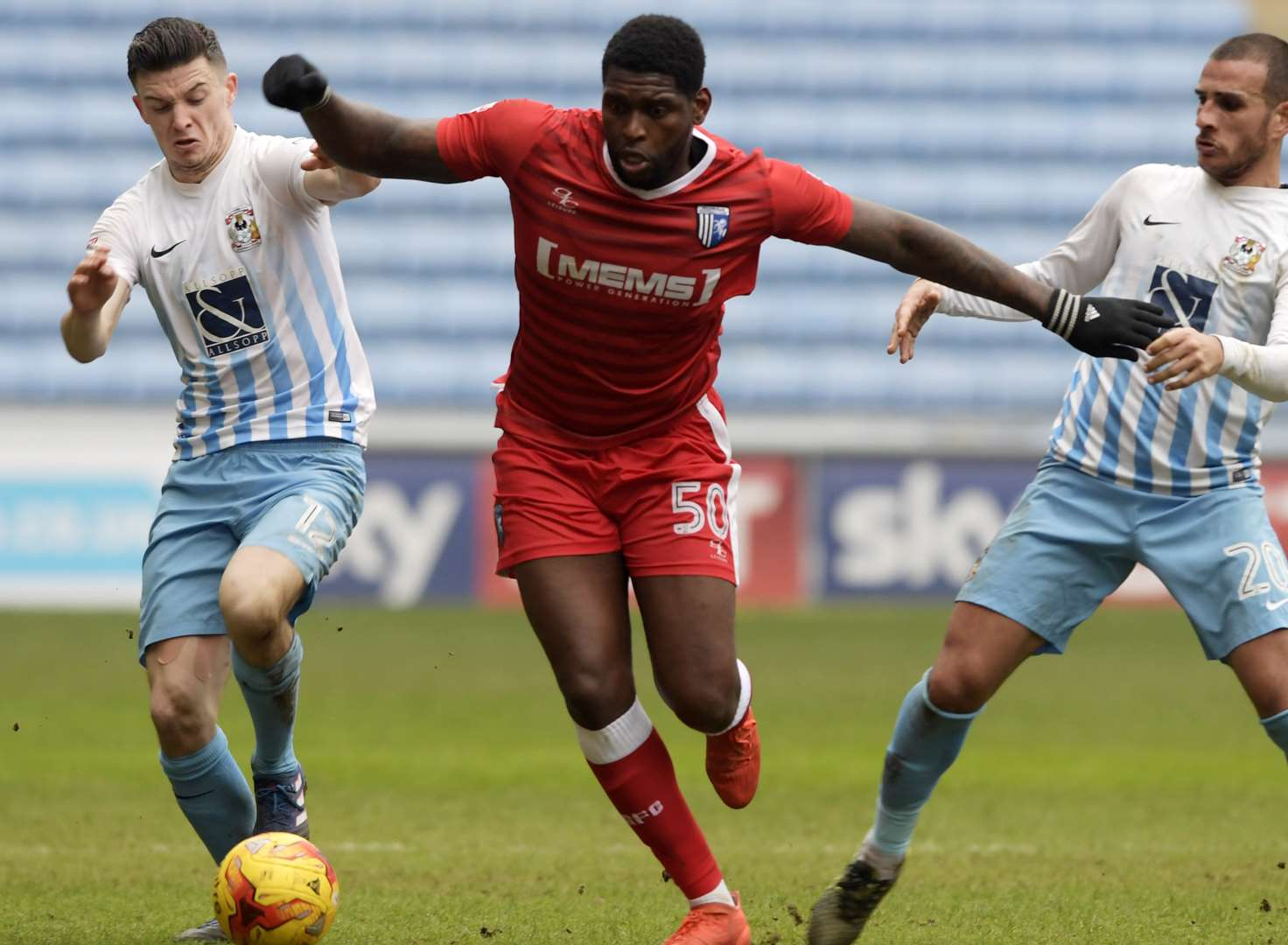 Gills' winless run extended to 10