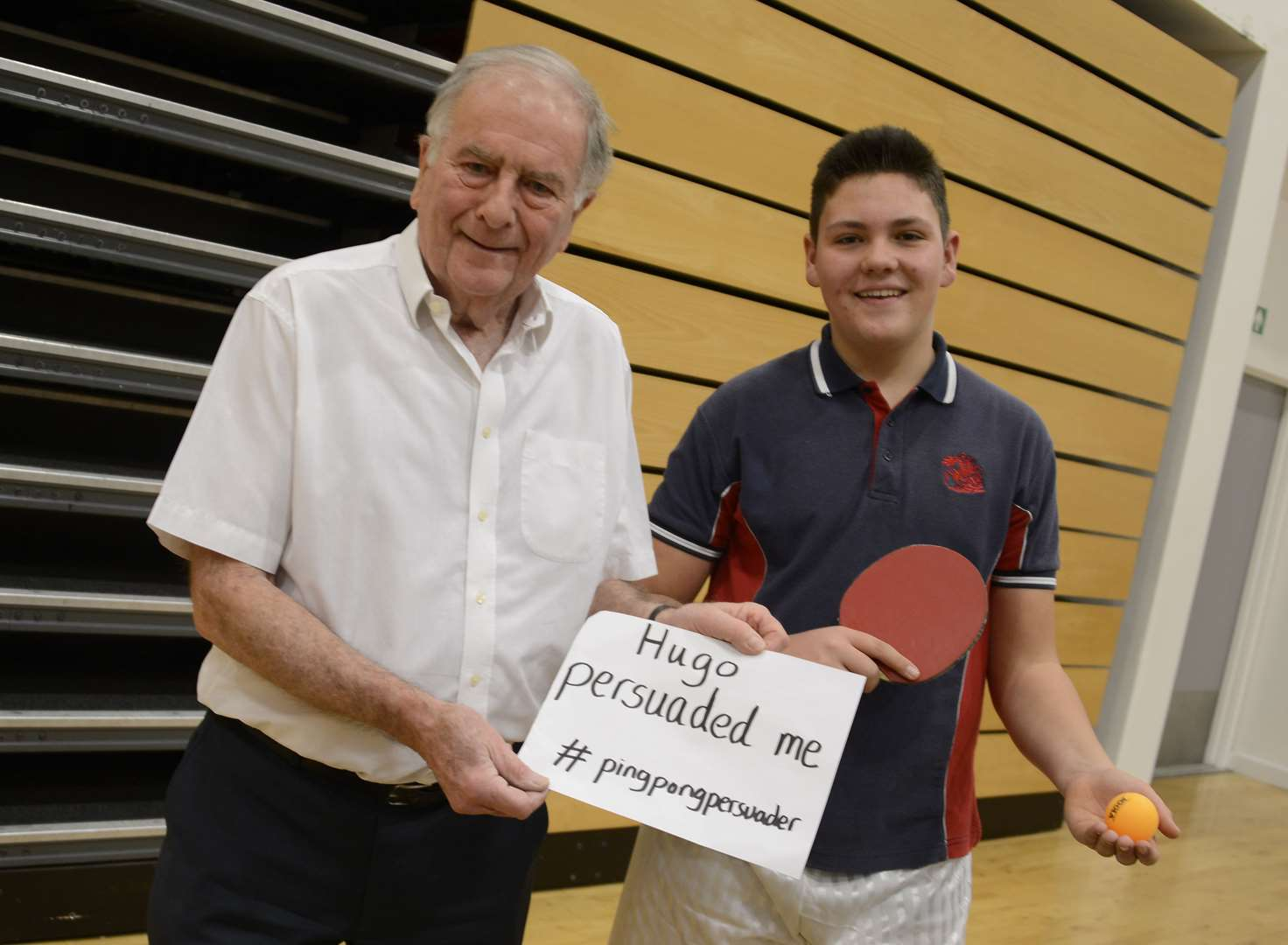 Ping pong persuader plays MP