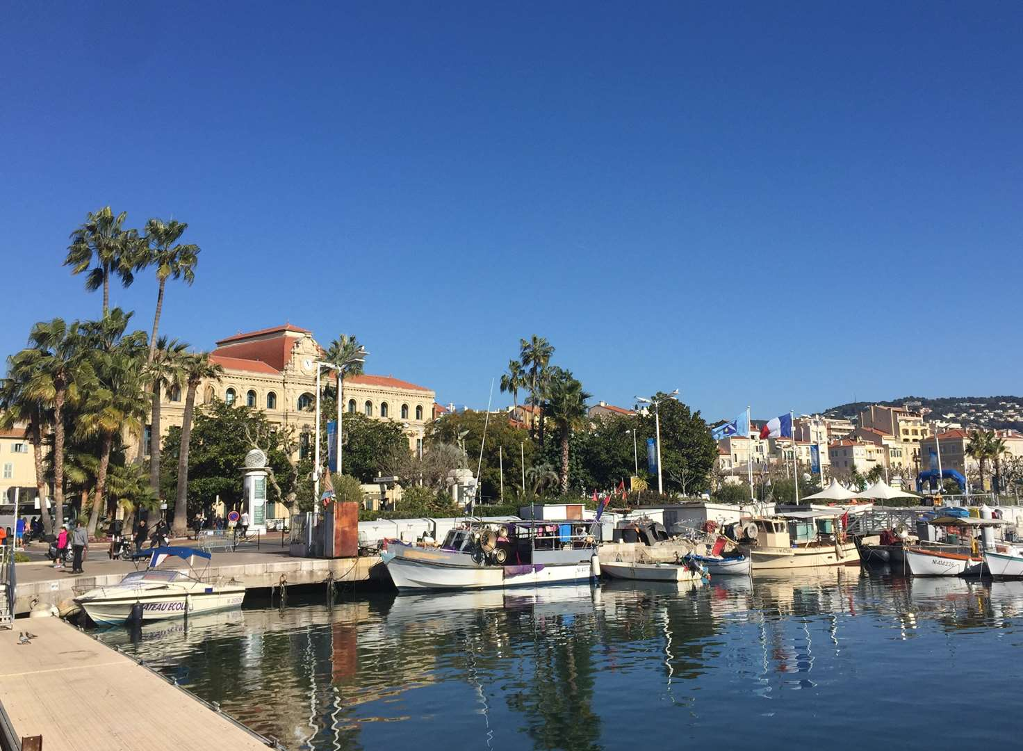 Councillors back business trip to Cannes