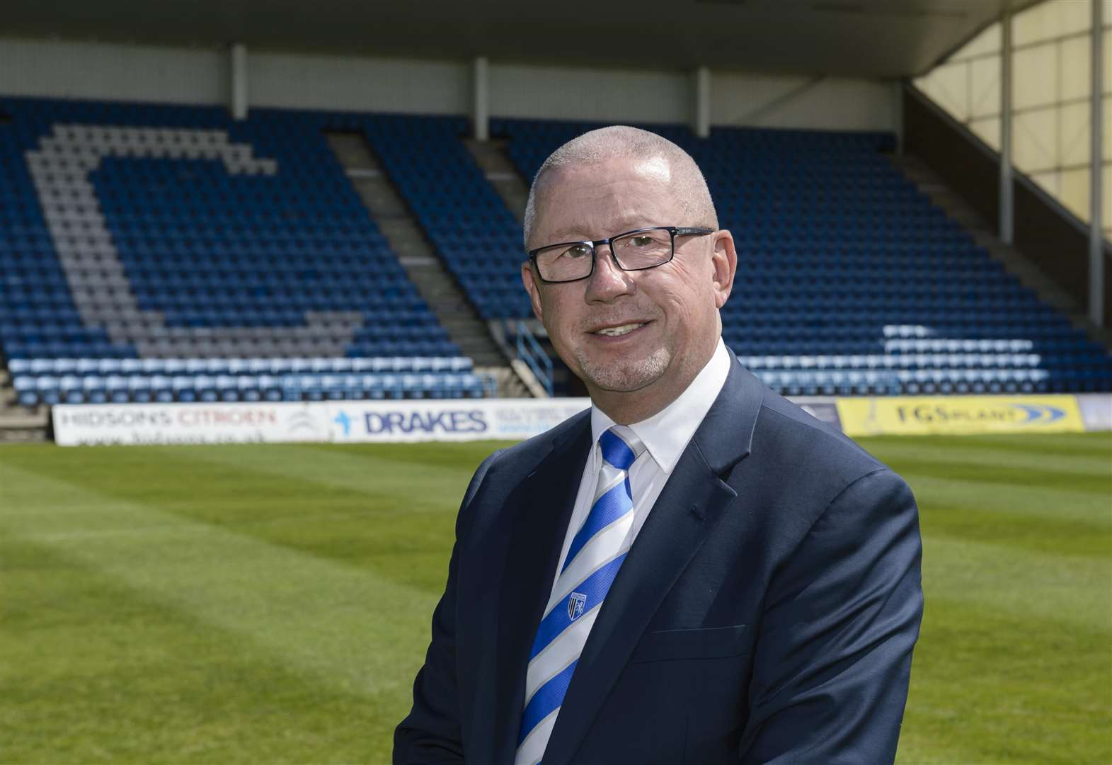 Gills deal should not be political football says chairman