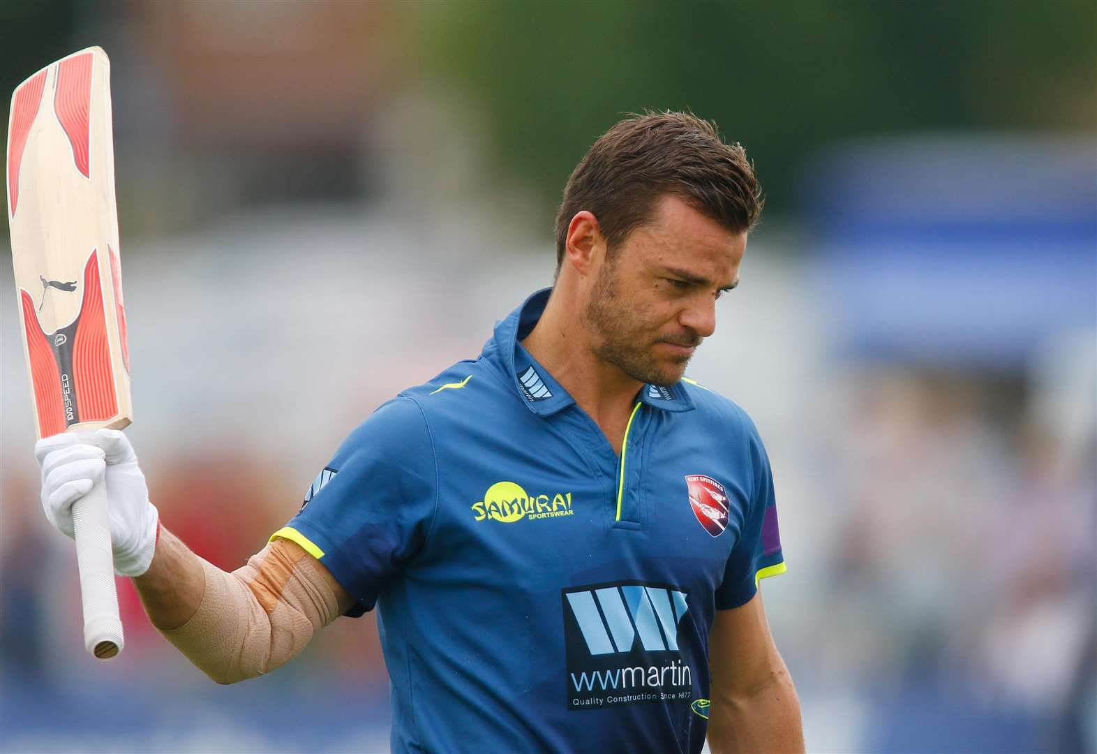 Kent make it four in a row