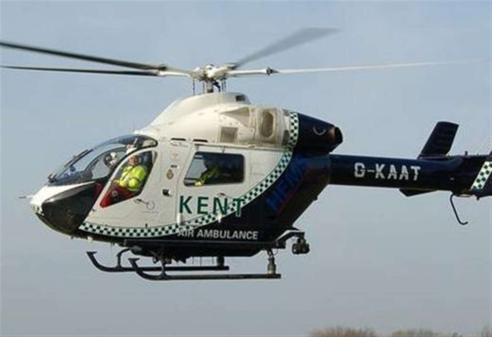 Man fights for life after serious crash