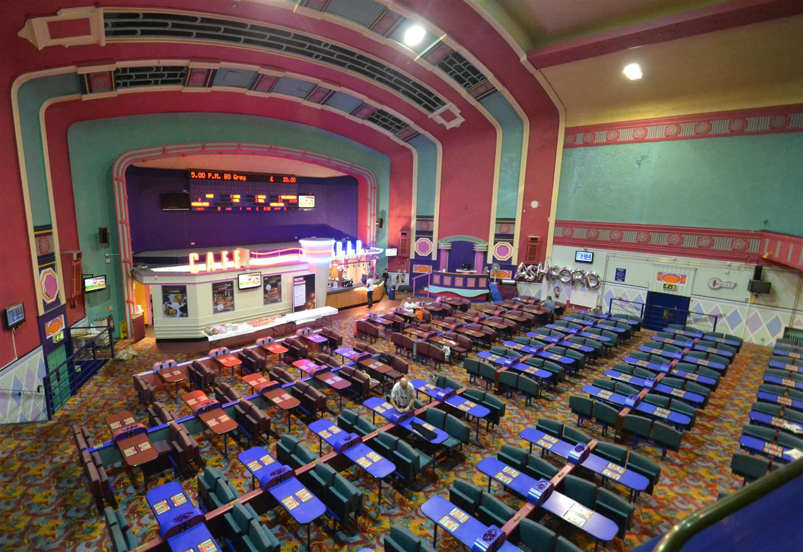 Sadness as bingo hall shuts for good