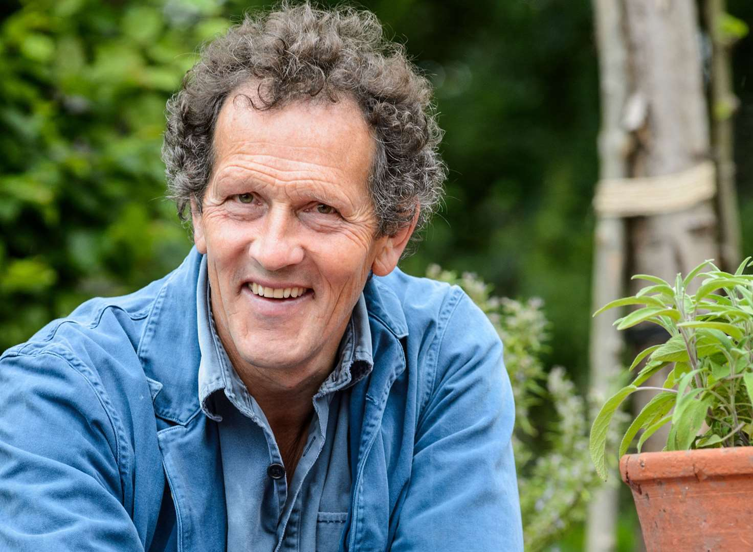 Monty Don: Gardening isn't just good for your garden