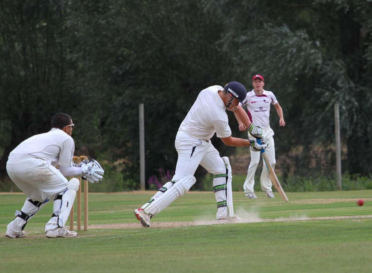 Shepherd Neame Kent Cricket League picture gallery