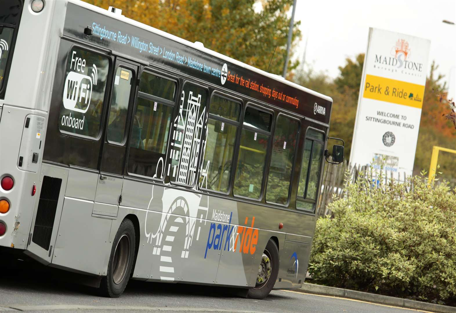 Park and Ride changes proposed
