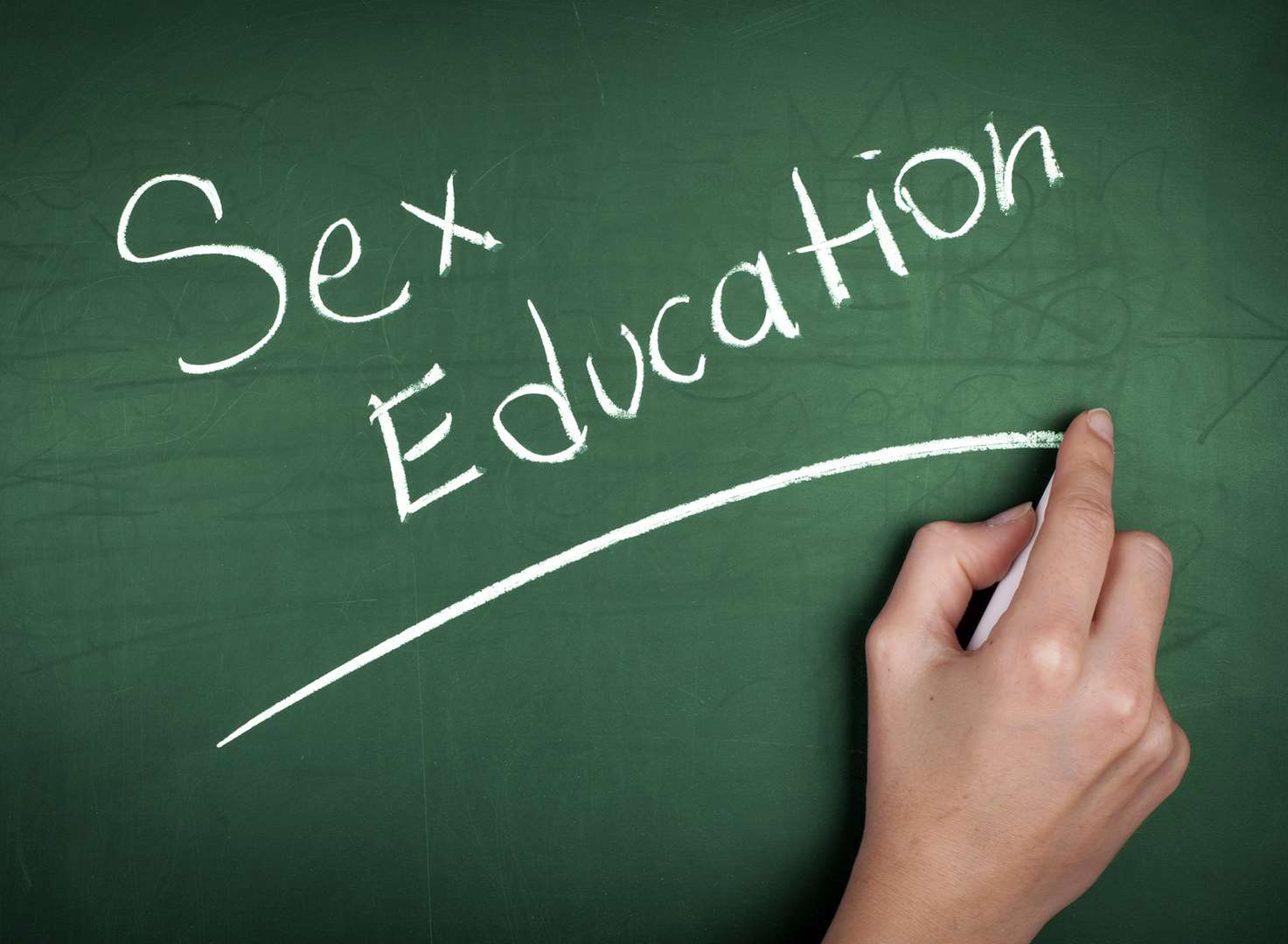 What should be covered in sex education?