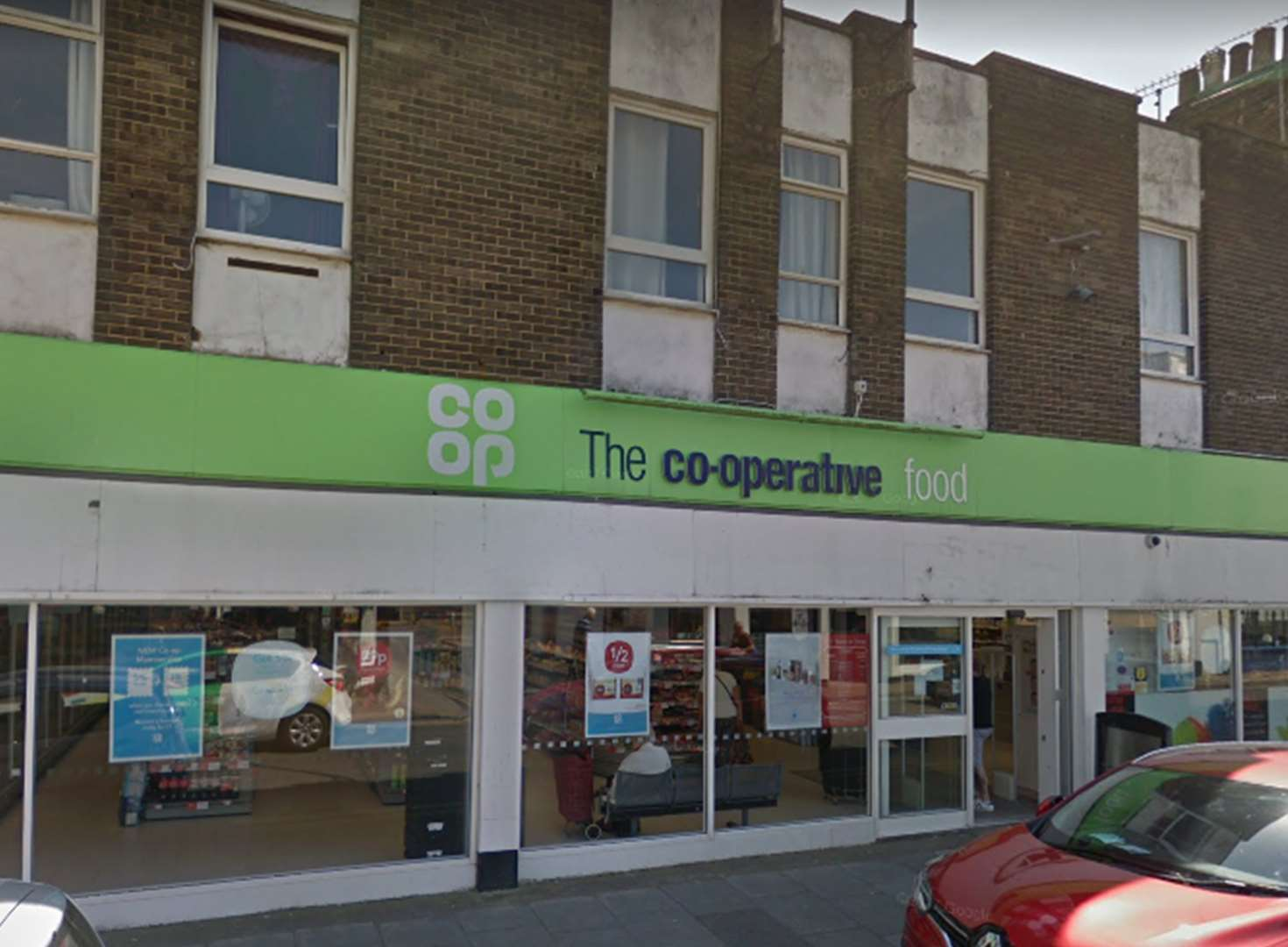 Co-op up for grabs for £1 million