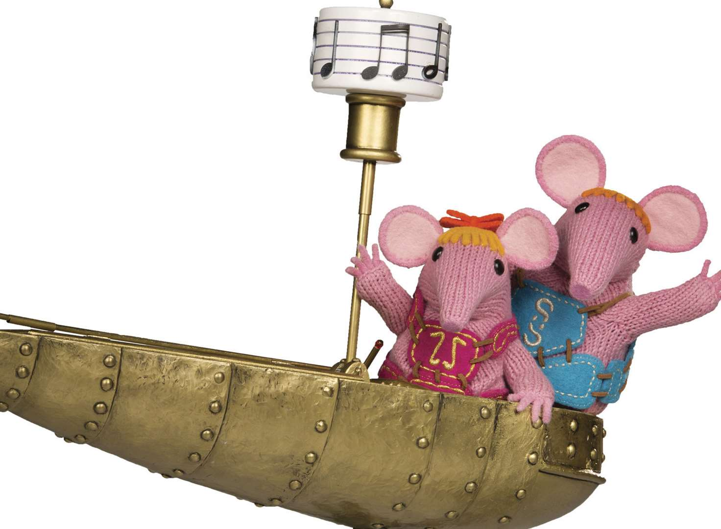 Bafta win for Clangers creator's son