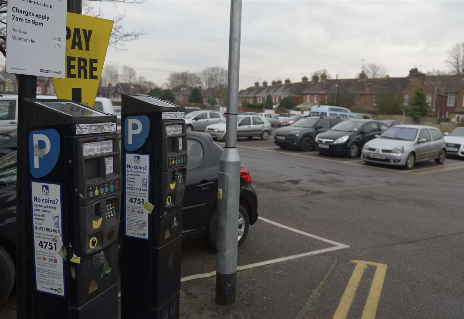 Council's ticketless parking scheme 'the biggest in country'