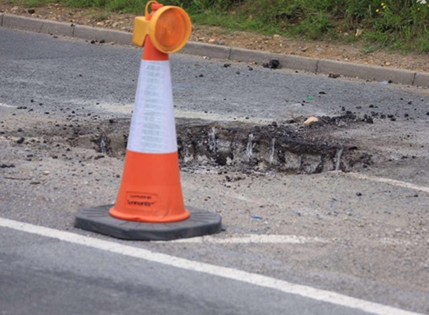 Extra £2m to tackle backlog of pothole repairs