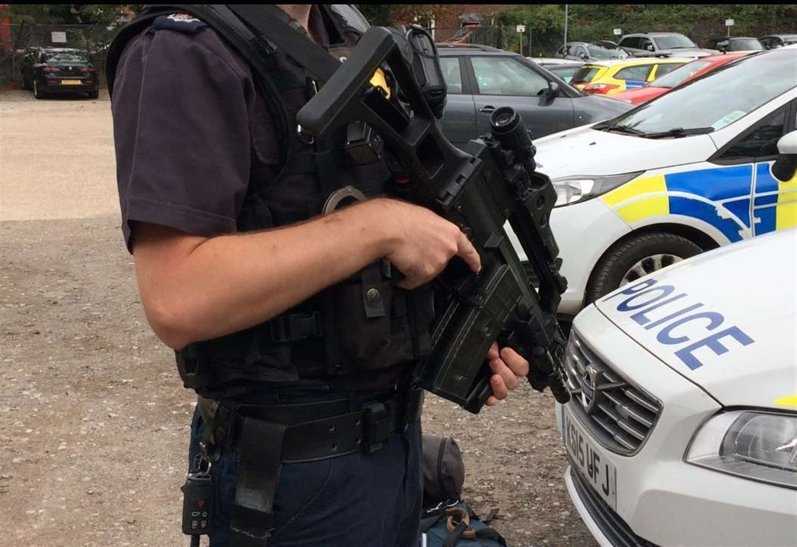Man faces jail after armed stand off