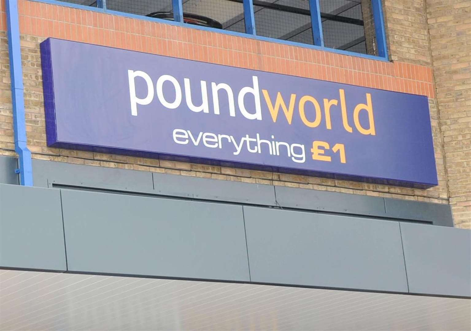 Uncertainty for Kent jobs at Poundworld