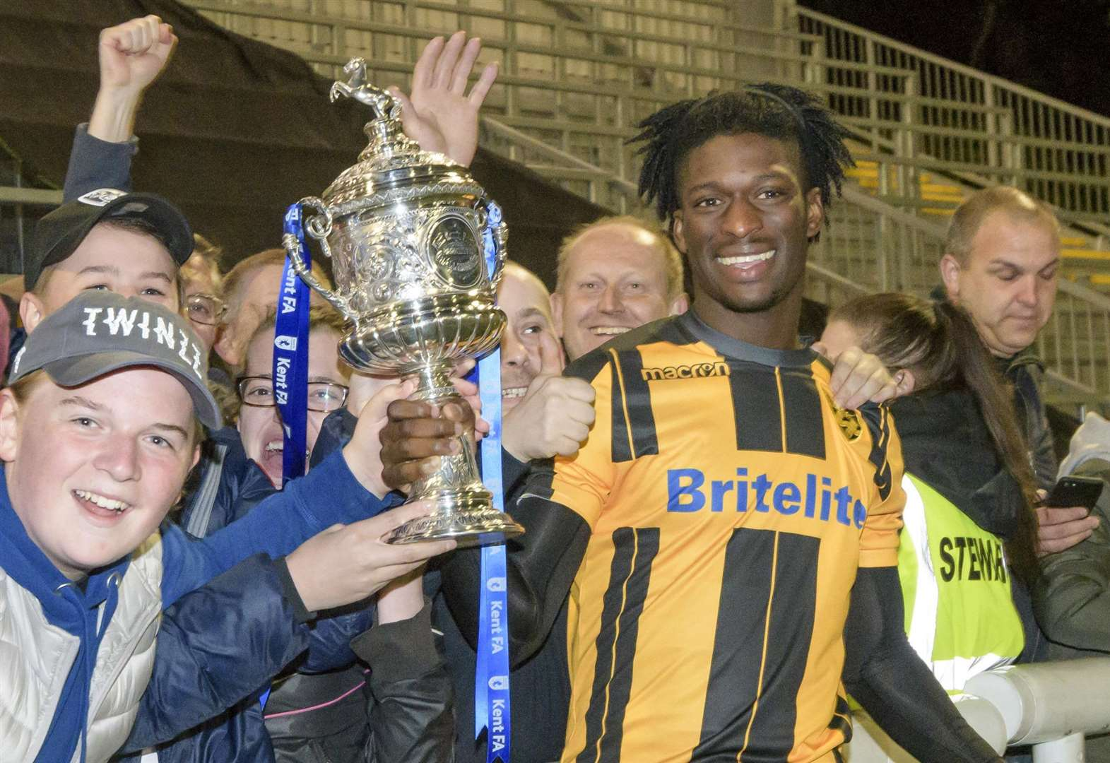 Gallery: Top 10 Maidstone v Folkestone pictures