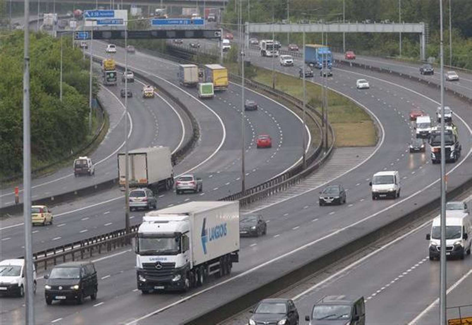 'Smart' motorway tormenting residents