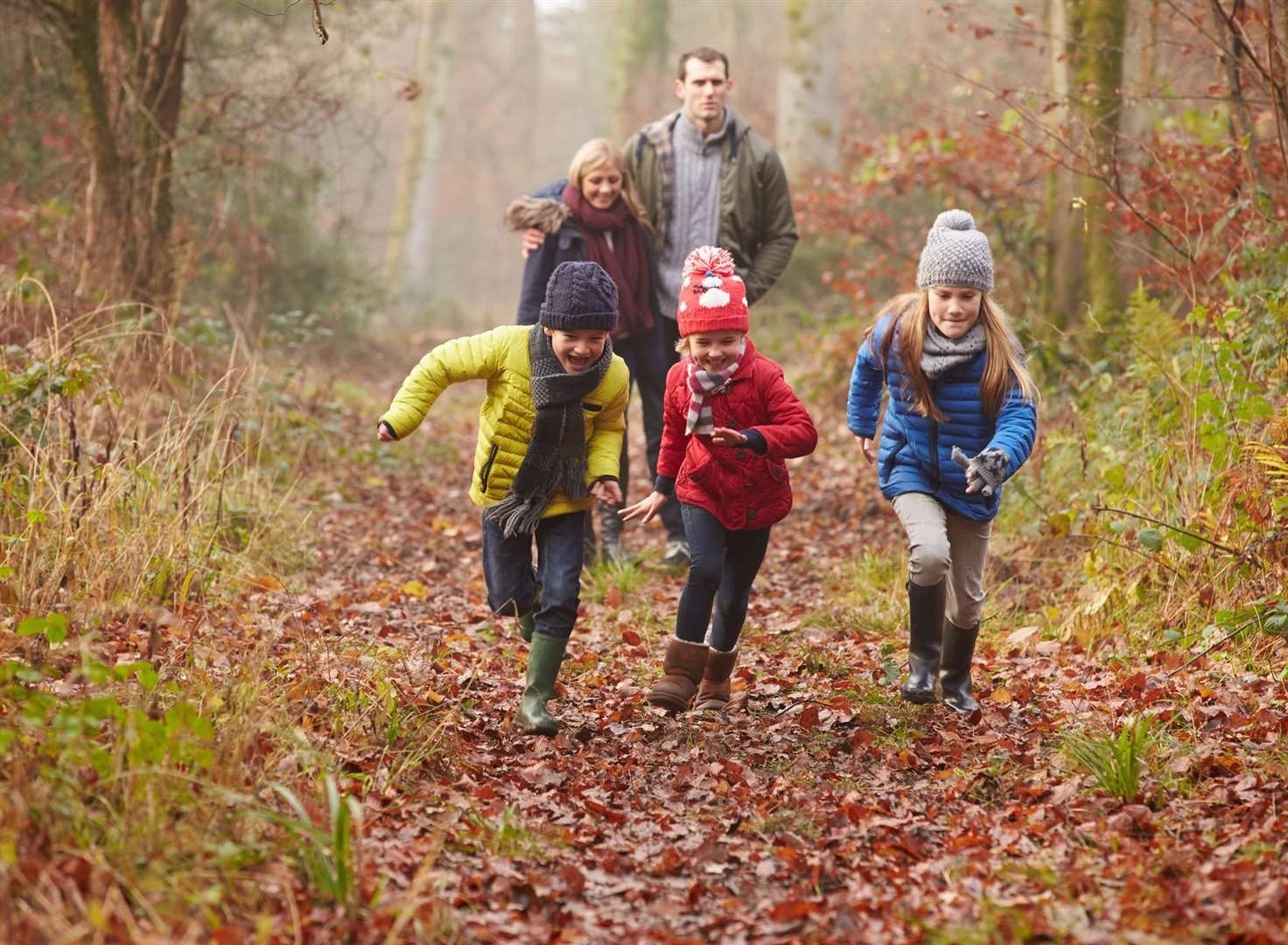 Family frolics this February half term in Kent