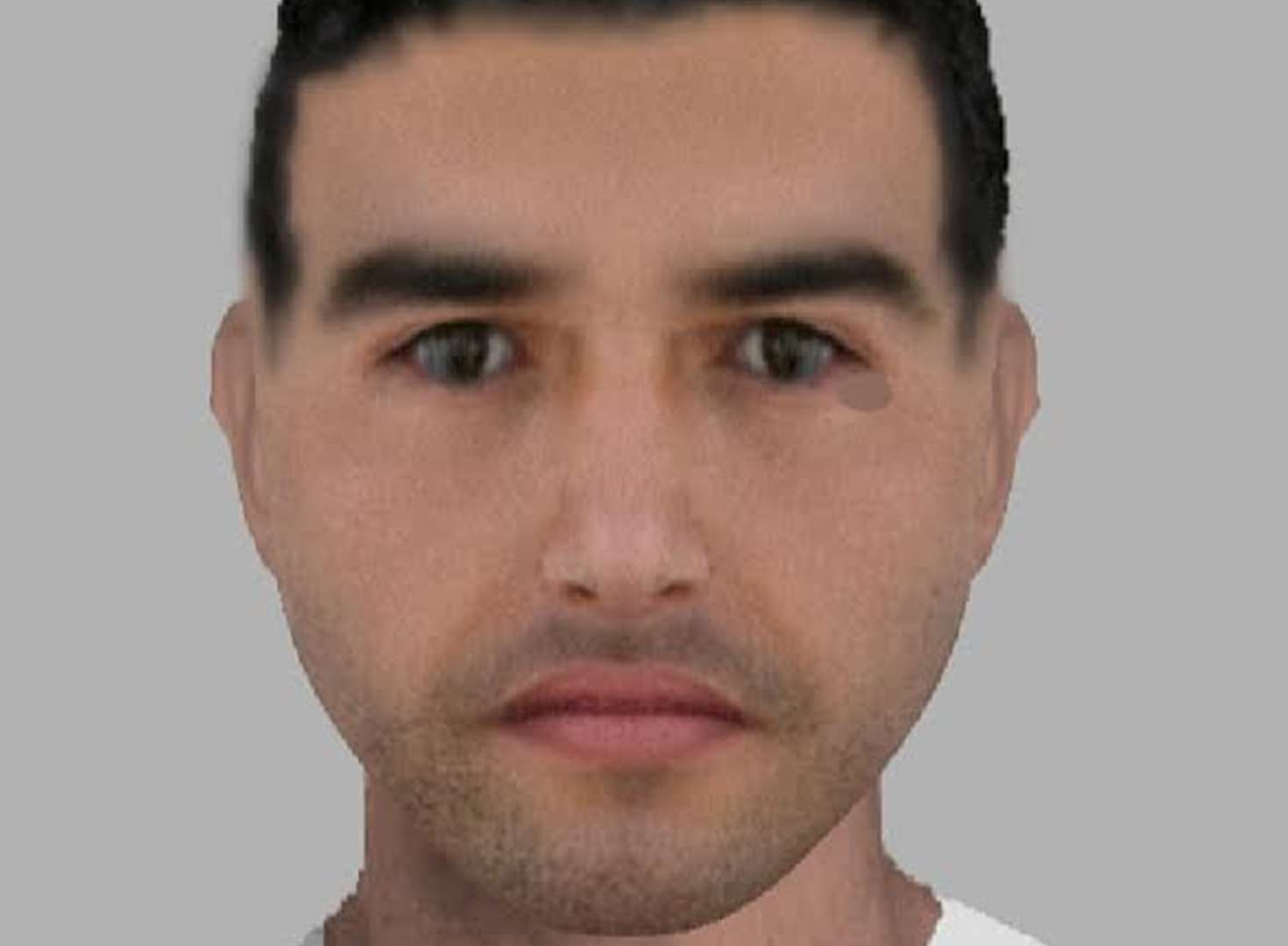 E-fit released of sex assault suspect