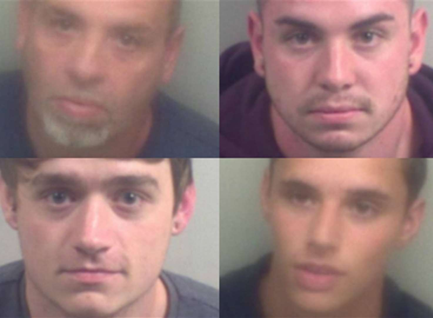 Four locked up for life after beating man to death