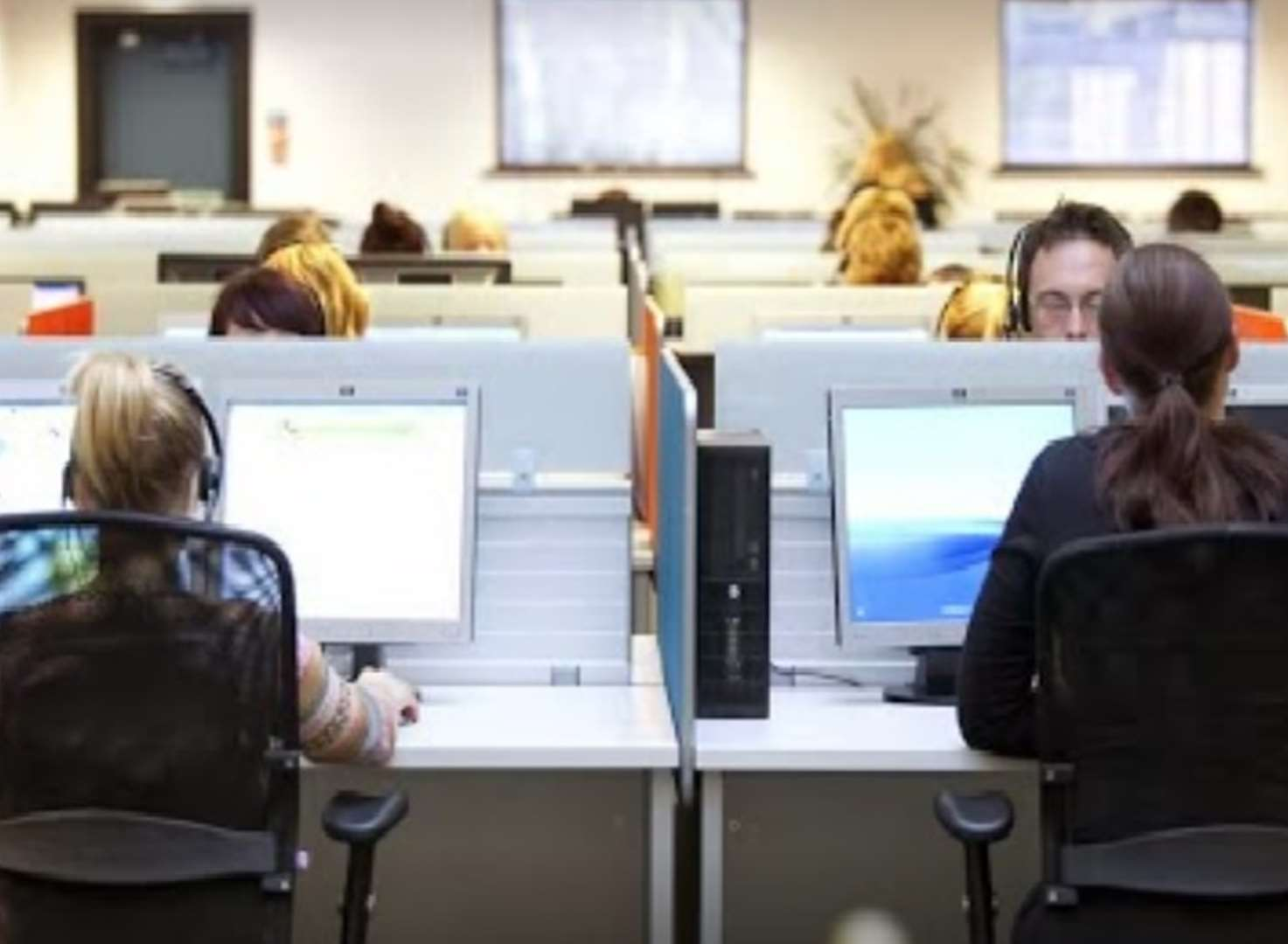 Call centre to close with loss of 65 jobs