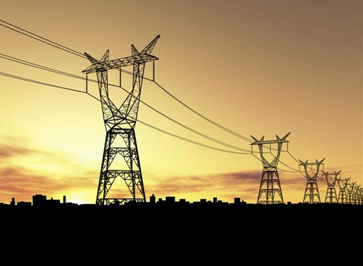 Power cut affecting homes and businesses