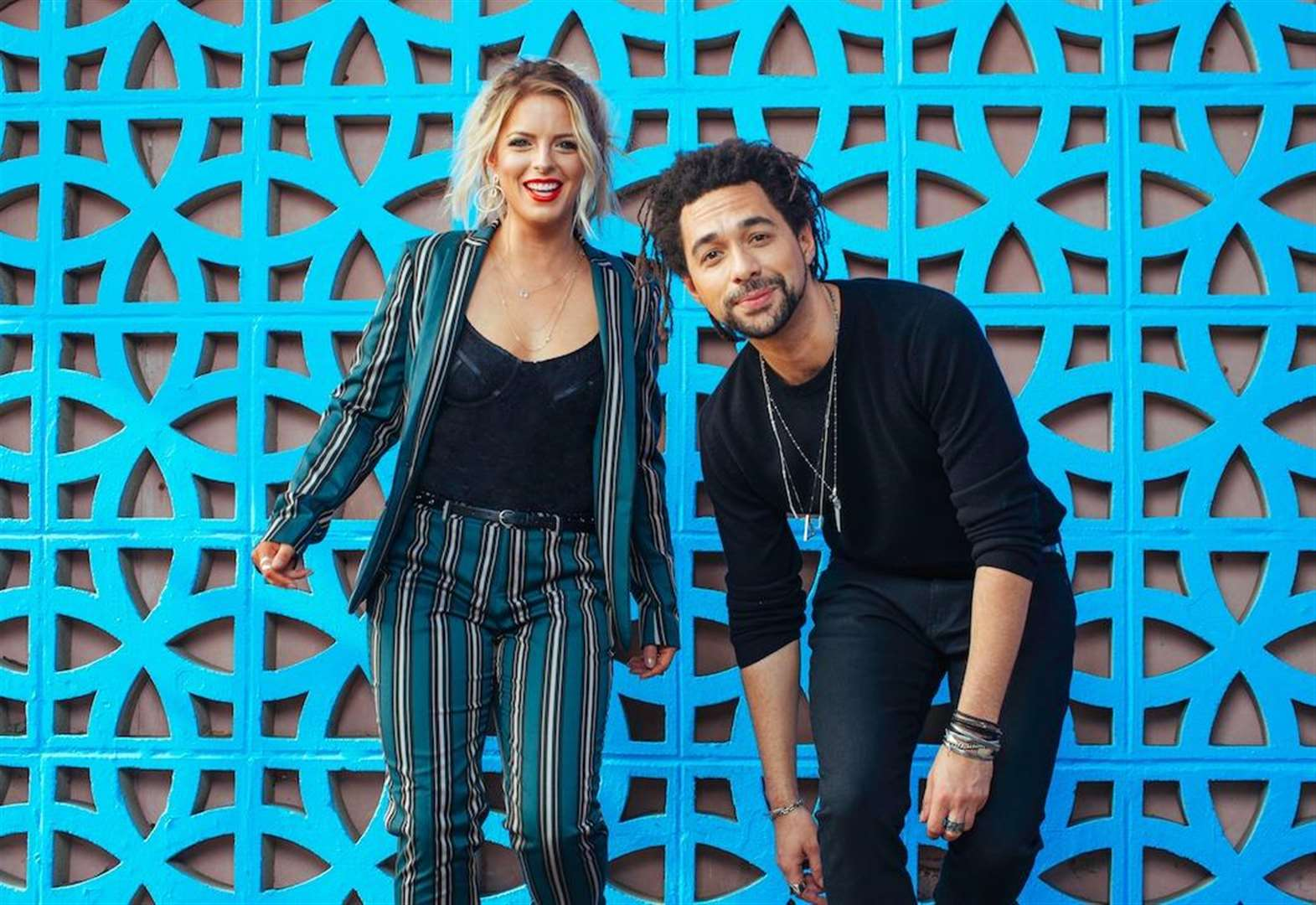 Top country act The Shires come to the county