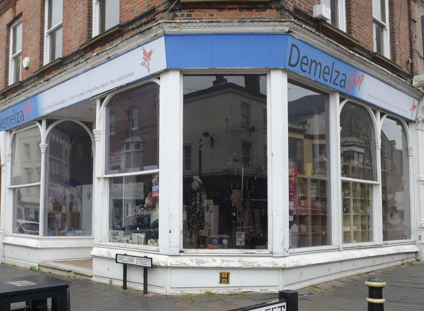Charity shop fears for its future in Herne Bay