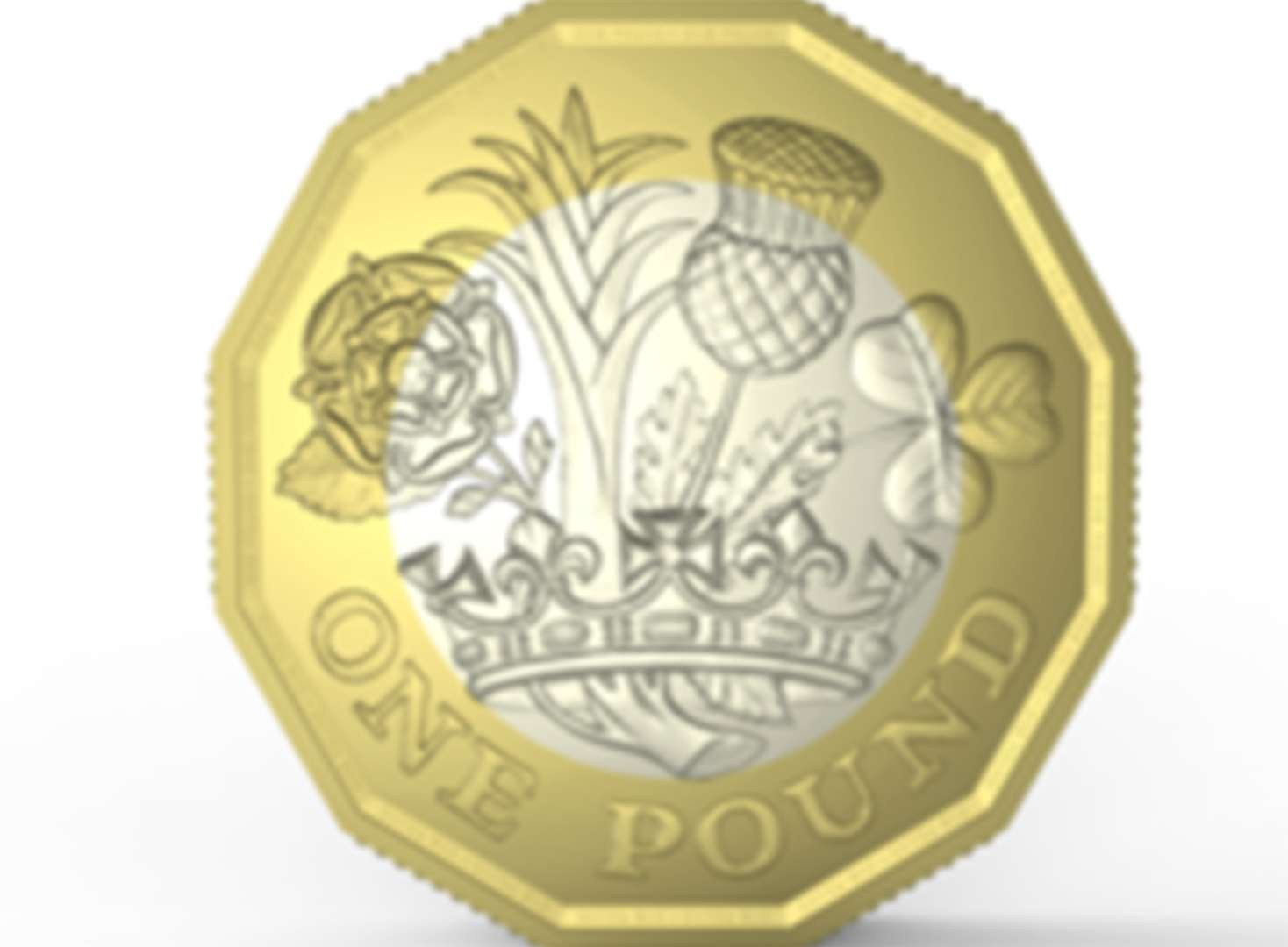 New £1 coin hits the streets