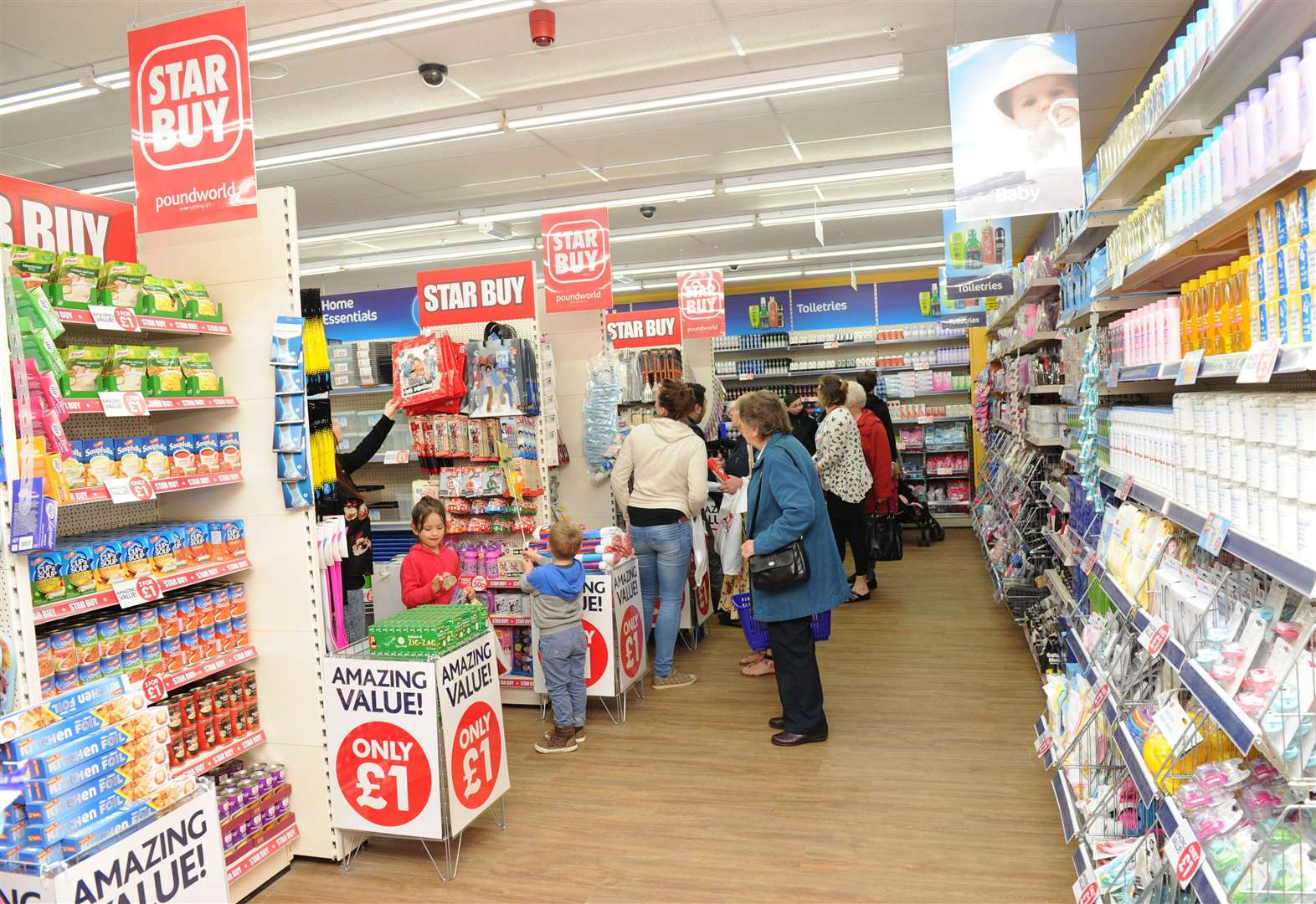 Poundworld confirms store will close