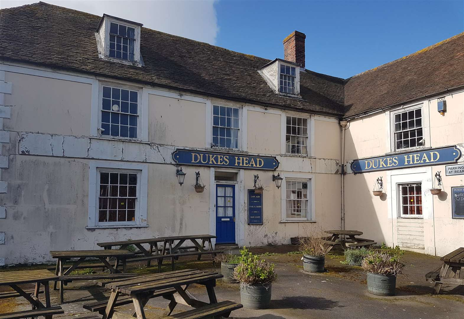 Mystery surrounds former pub on sale for £1 million