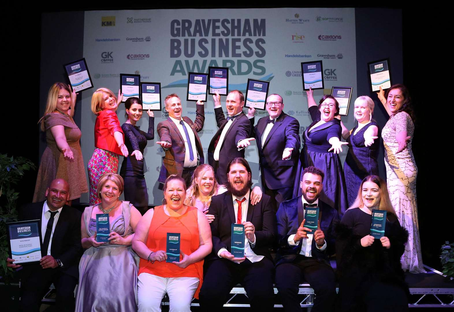 Escape room wins top prize at inaugural business awards