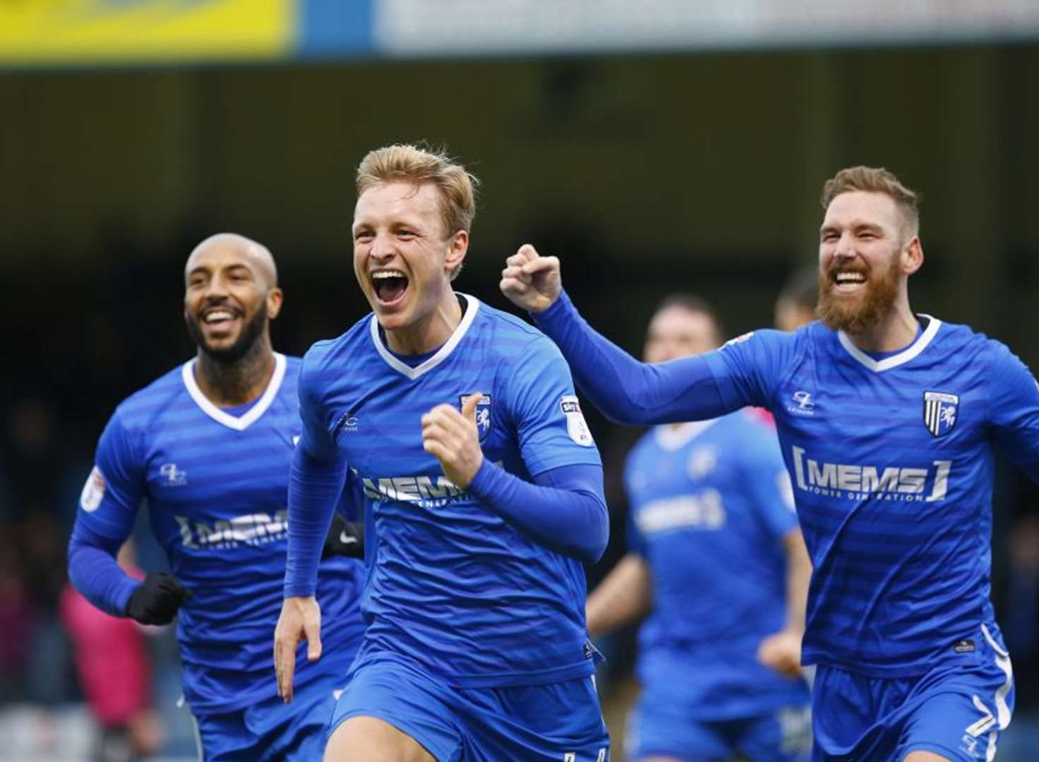 Three points at last for Gills