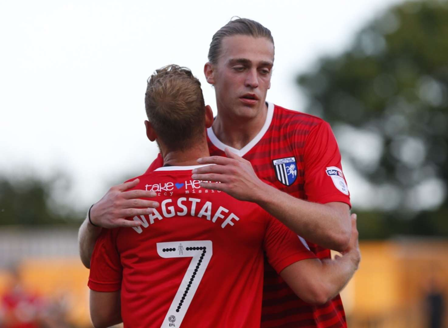 Gills start with Town win