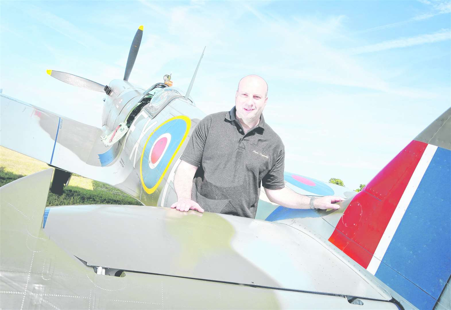 After Spitfires could next stop be luxury vintage aircraft trips to Europe?