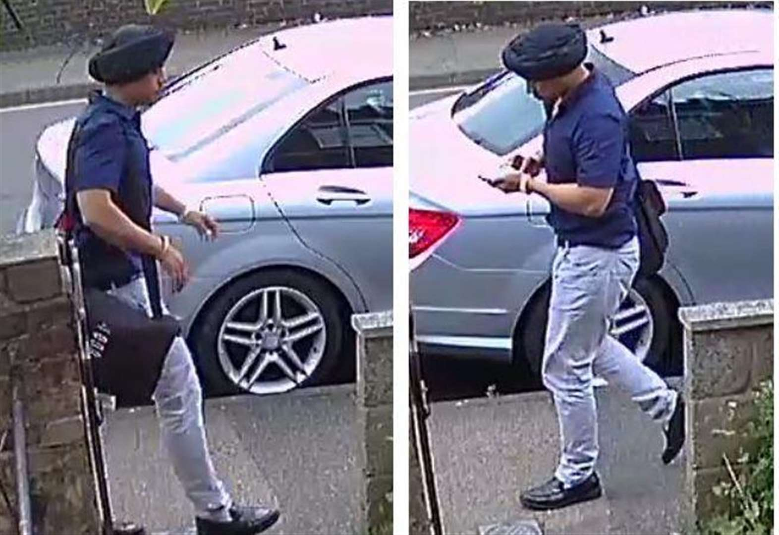 £19,000 fraud sparks search for man