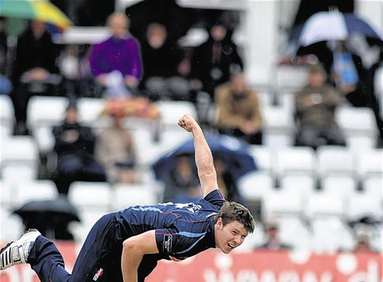 Coles leaves Kent after snubbing contract offer