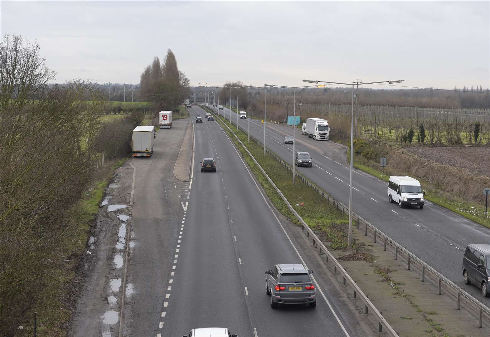 Thanet Way set for series of closures