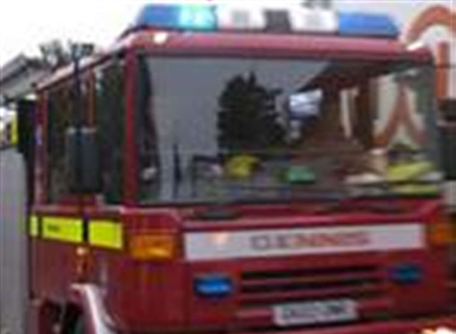 Police hunt arsonists