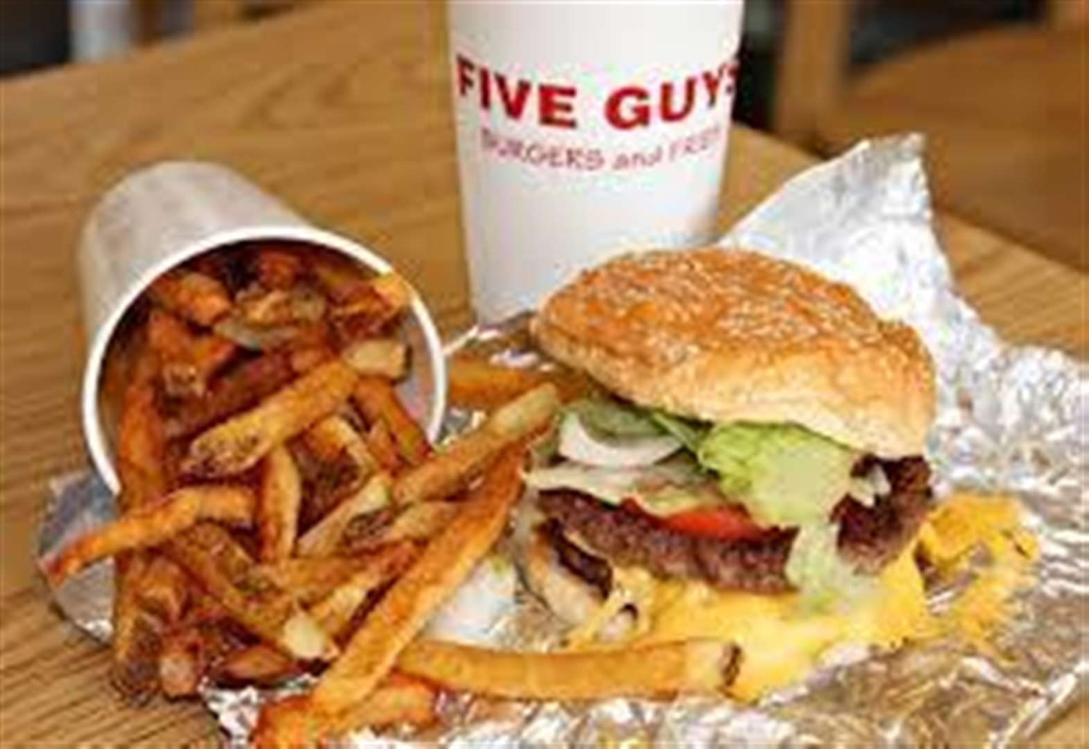 Popular burger chain to open in city