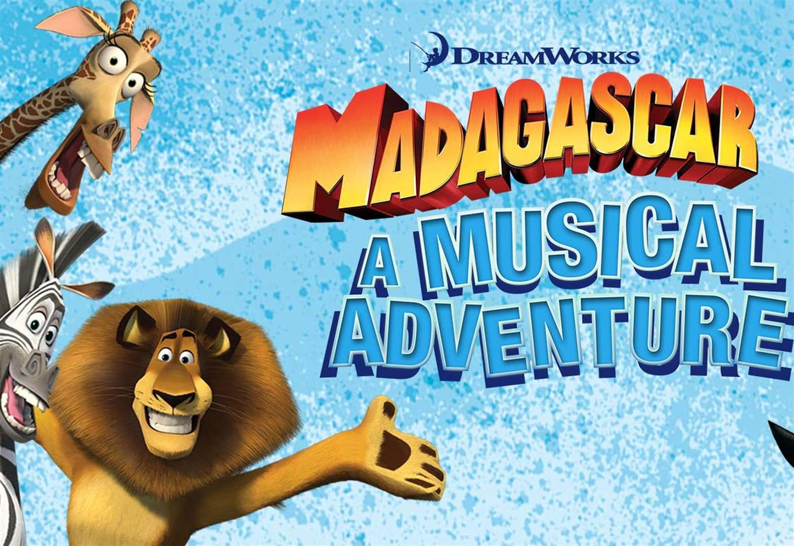 Madagascar's going to move it, move it
