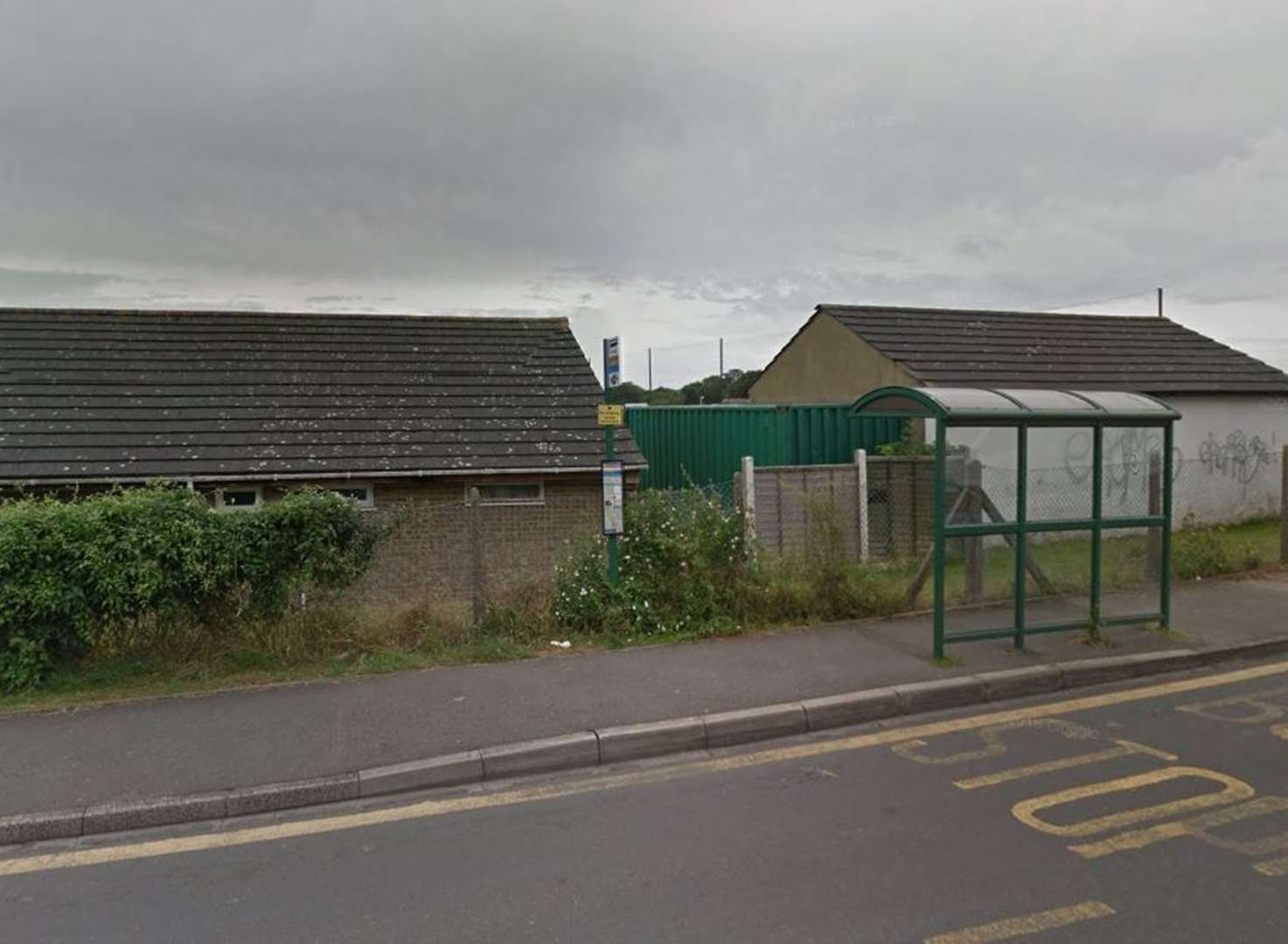 Warning after schoolgirl approached at bus stop