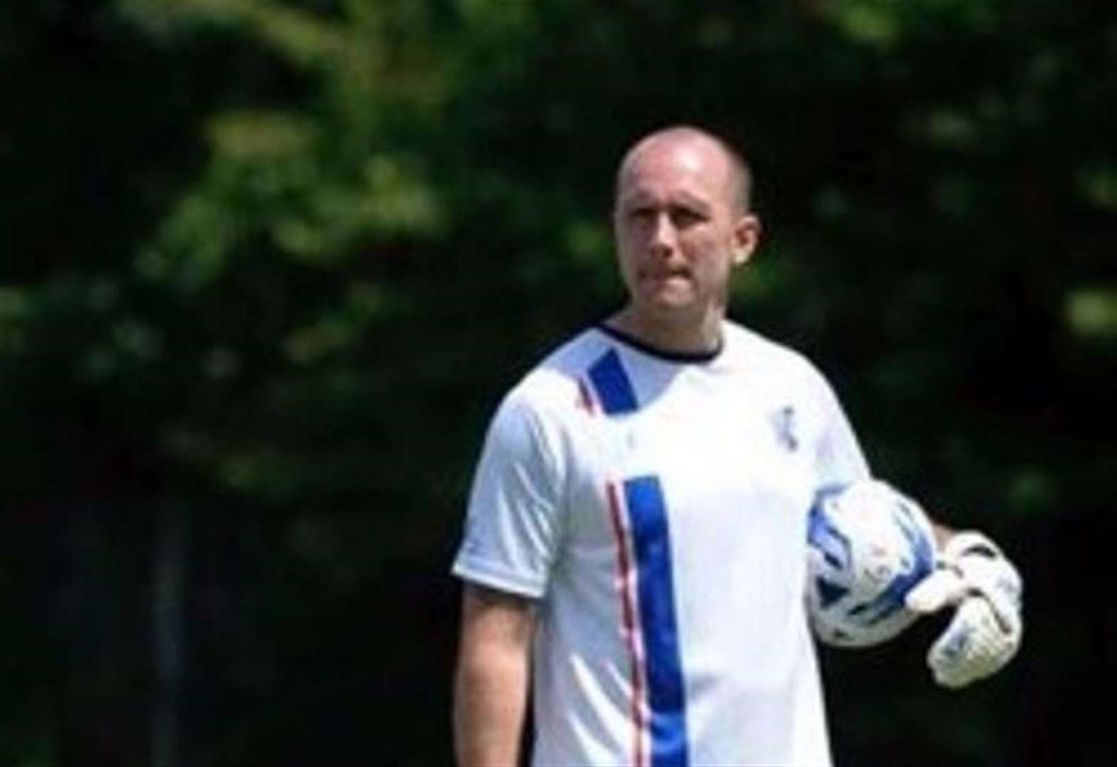 Keeper coach appointed