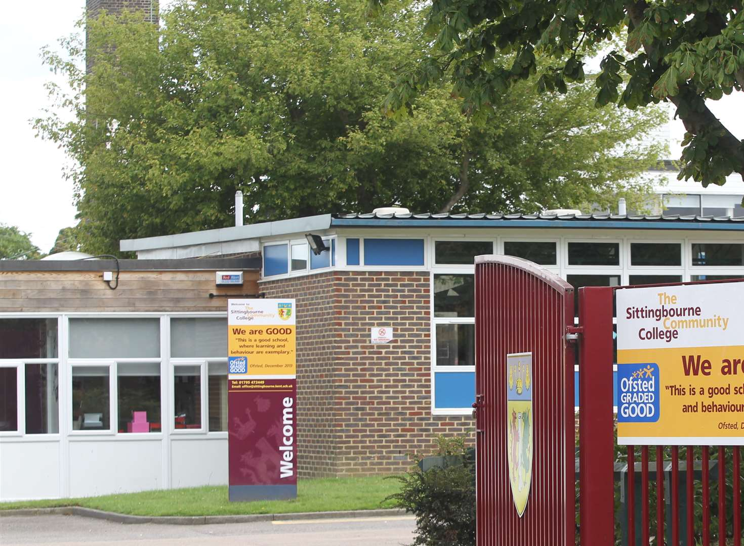 School forced to close for emergency works