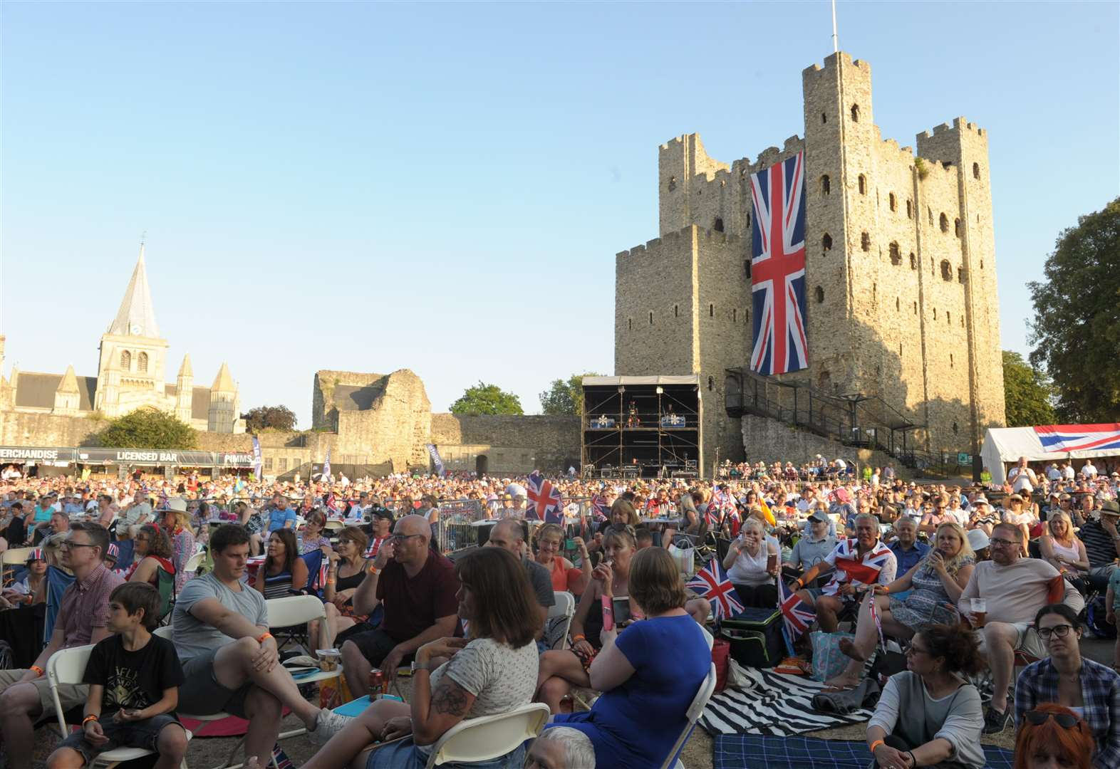 Proms provide Castle Concerts climax