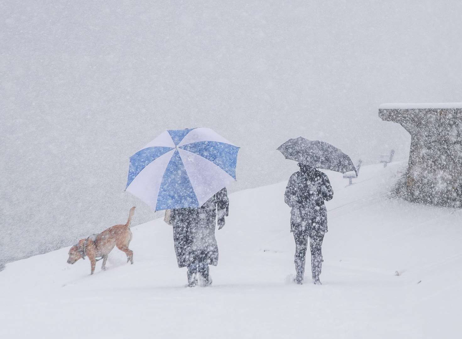 Kent braced for more snow