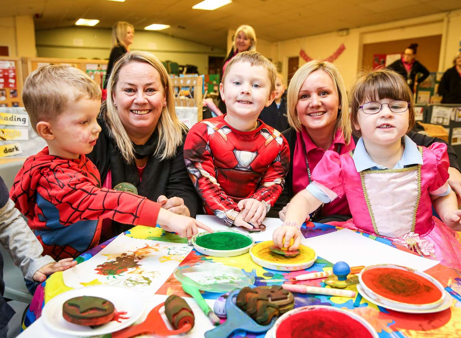 Nursery's joy at top marks